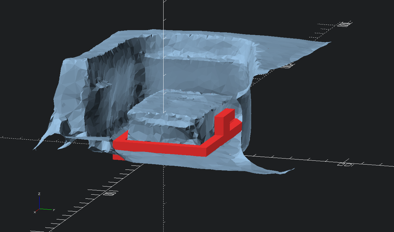 Model Parts for 3D Printing Using Context From Pix4D